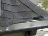 Roofing Work: Before Showing Severe Damage